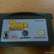 Videojuegos y Consolas: DOGZ FASHION - GBA - GAME BOY ADVANCE - USA. Lote 60450035