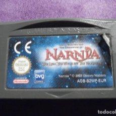 Videojuegos y Consolas: JUEGO PARA CONSOLA - GAME BOY - ADVANCE - NARNIA. Lote 61644700