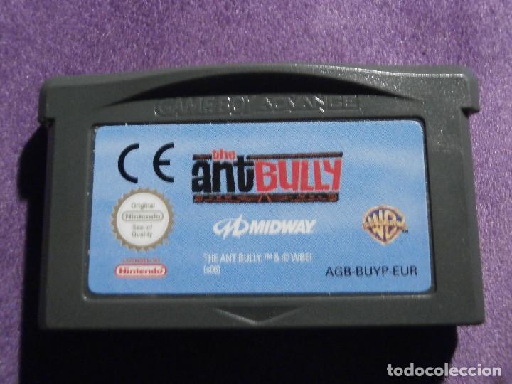 JUEGO PARA CONSOLA - GAME BOY - ADVANCE - THE ANT BULLY (Juguetes - Videojuegos y Consolas - Nintendo - GameBoy Advance)