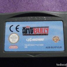 Videojuegos y Consolas: JUEGO PARA CONSOLA - GAME BOY - ADVANCE - THE ANT BULLY . Lote 61644776