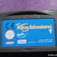 Videojuegos y Consolas: JUEGO PARA CONSOLA - GAME BOY - ADVANCE - HORSE ADVENTURES - . Lote 61645028