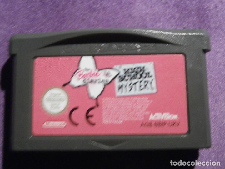 Juego Para Consola Game Boy Advance The B Comprar