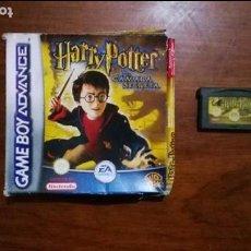 Videojuegos y Consolas: JUEGO GAME BOY ADVANCE HARRY POTTER Y LA CAMARA SECRETA. Lote 67203733