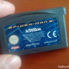 Videojuegos y Consolas: NINTENDO GAME BOY ADVANCE ~ SPIDERMAN 2 / SPIDER-MAN 2 ~ PAL/EUROPA. Lote 68477497