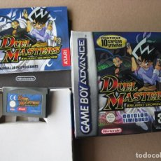 Videojuegos y Consolas: GAME BOY ADVANCE DUEL MASTERS KAIJIDO SHOWDOWN (COMPLETO ORIGINAL). Lote 68978245