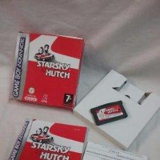 Videojuegos y Consolas: JUEGO STARSKY & HUTCH GAMEBOY GAME BOY ADVANCE EN CAJA E INSTRUCCIONES . Lote 70109017