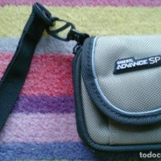 Videojuegos y Consolas: FUNDA CREMALLERA GAME BOY GAMEBOY ADVANCE SP . Lote 71121965