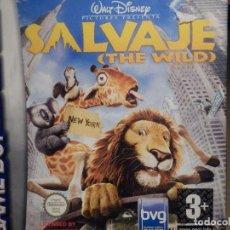 Videojuegos y Consolas: JUEGO PARA CONSOLA - GAME BOY ADVANCE - SALVAJE - THE WILD - AGB P BWLP - CON PRECINTO. Lote 72825235