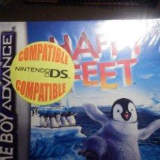 Videojuegos y Consolas: JUEGO PARA CONSOLA - GAME BOY ADVANCE - HAPPY FEET - CON PRECINTO - SIN ABRIR -. Lote 72825439