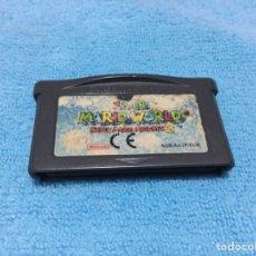 Videojuegos y Consolas: SUPER MARIO WORLD 2 GBA - ADVANCES - NINTENDO GAMEBOY ADVANCE NINTENDO DS - GAME BOY. Lote 73024447