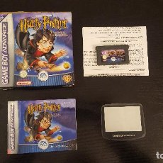 JUEGO GAMEBOY ADVANCE - HARRY POTTER Y LA PIEDRA FILOSOFAL