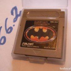 Videojuegos y Consolas: JUEGO NINTENDO GAMEBOY BATMAN. Lote 75924263