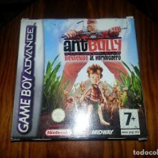 Videojuegos y Consolas: ANT BULLY - COMPLETO - GAME BOY ADVANCE- ANTBULLY. Lote 76495683