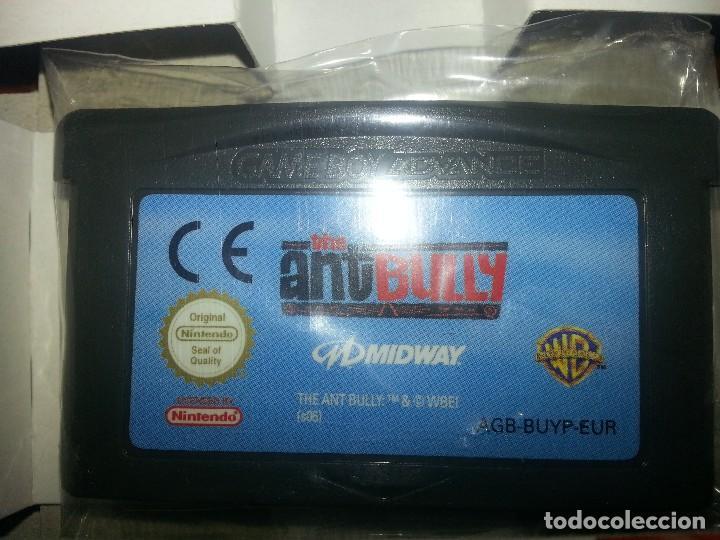 Videojuegos y Consolas: Ant Bully - Completo - Game Boy Advance- Antbully - Foto 4 - 76495683