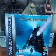 Videojuegos y Consolas: POLAR EXPRESS - GAME BOY ADVANCE - GBA - NUEVO Y PRECINTADO - THQ - WARNER BROS. Lote 77258905