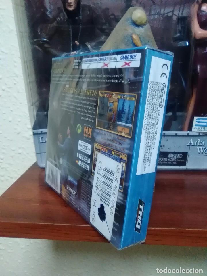 Videojuegos y Consolas: POLAR EXPRESS - GAME BOY ADVANCE - GBA - NUEVO Y PRECINTADO - THQ - WARNER BROS - Foto 3 - 77258905