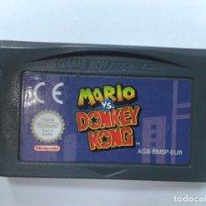 Videojuegos y Consolas: MARIO VS DONKEY KONG. Lote 79018257