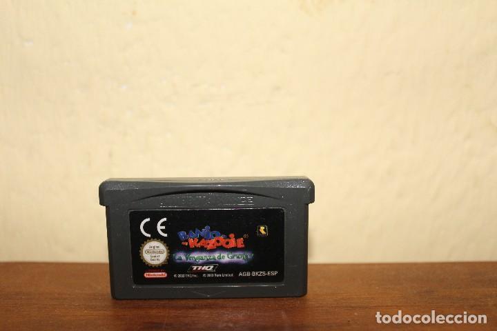 JUEGO BANJO KAZOOIE ESPAÑOL (Juguetes - Videojuegos y Consolas - Nintendo - GameBoy Advance)