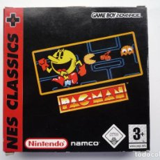 Pac-Man Nes Classics Gameboy Advance (Completo) Game Boy