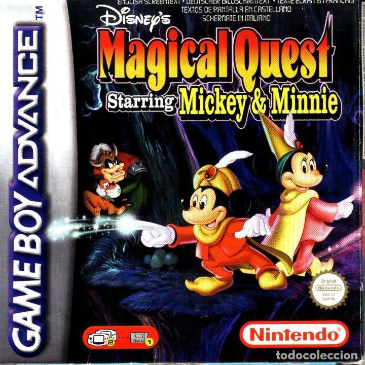 Magical Mickey Mickey Magical Quest Starring Minnie Starring Quest PwOkn80
