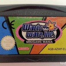 Videojuegos y Consolas: WARRIO WARE INC PAL GAME BOY GAMEBOY ADVANCE. Lote 83371328