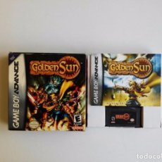 Videojuegos y Consolas: GOLDEN SUN PAL UKV GAME BOY GAMEBOY ADVANCE. Lote 83373384