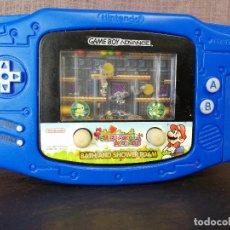 Videojuegos y Consolas: CURIOSO BOTE DE JABÓN MARIO GAMEBOY ADVANCE. Lote 84351524