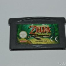 Videojuegos y Consolas: JUEGO THE LEGEND OF ZELDA THE MINISH CAP PARA NINTENDO GAMEBOY ADVANCE Y DS. Lote 85919060
