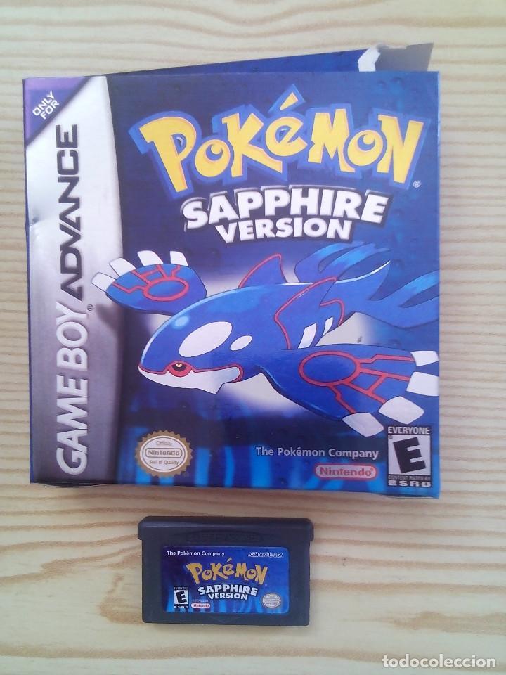 pokemon sapphire online