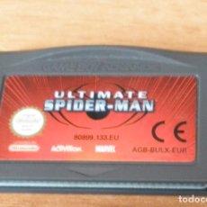 Videojuegos y Consolas: ULTIMATE SPIDER-MAN - VIDEOJUEGO - GAMEBOY ADVANCE - GBA - MARVEL. Lote 87276720