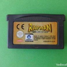 Videojuegos y Consolas: RAYMAN HOODLUMS REVENGE GAME BOY ADVANCE. Lote 89486696