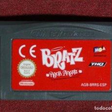 Videojuegos y Consolas: JUEGO NINTENDO GAMEBOY ADVANCE BRATZ. Lote 91391710