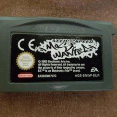 Videojuegos y Consolas: NEED FOR SPEED MOST WANTED GAME BOY ADVANCE SP (GBA). Lote 91799995