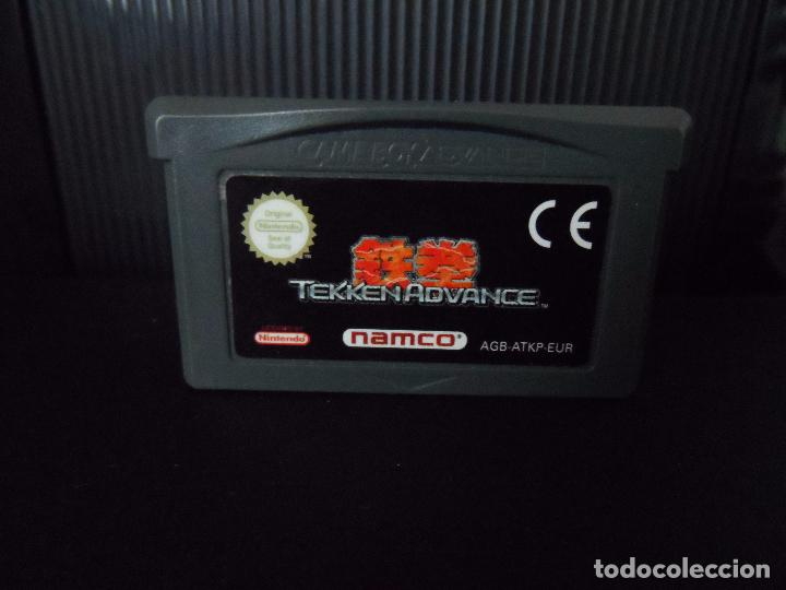 GAMEBOY ADVANCE TEKKEN ADVANCE PAL (Juguetes - Videojuegos y Consolas - Nintendo - GameBoy Advance)