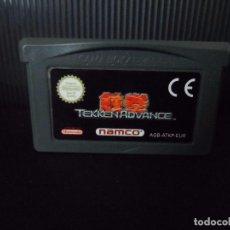 Videojuegos y Consolas: GAMEBOY ADVANCE TEKKEN ADVANCE PAL. Lote 163435494