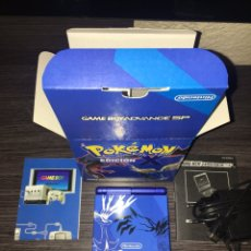 Videojuegos y Consolas: GAME BOY ADVANCE SP POKEMON X. Lote 96004322