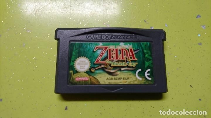 Juego Zelda The Minish Cap Game Boy Advance