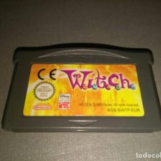 Videojuegos y Consolas: 918- GAME BOY ADVANCE - WITCH - AGB BWTP- EUR. Lote 97355079