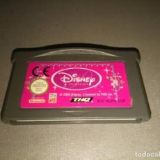 Videojuegos y Consolas: 918- GAME BOY ADVANCE - DISNEY PRINCESAS - AGB AQPS ESP/ 2003. Lote 97355255