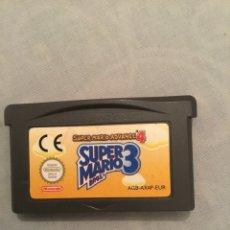 Videojuegos y Consolas: SÚPER MARIO ADVANCE 4 SÚPER MARIO 3. Lote 98067963