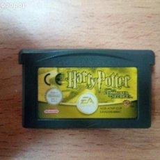 Videojuegos y Consolas: HARRY POTTER Y LA CAMARA DE LOS SECRETOS - GBA - GAME BOY ADVANCE - PAL ESPAÑA . Lote 98147931