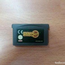 Videojuegos y Consolas: GOLDEN SUN - GBA - GAME BOY ADVANCE - PAL ESPAÑA. Lote 98148127
