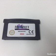 Videojuegos y Consolas: FINAL FANTASY V . Lote 98161183