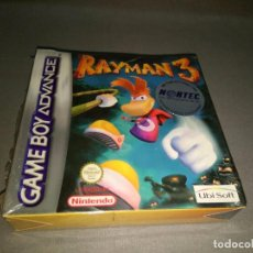 Videojuegos y Consolas: RAY MAN 3 ( GAME BOY ADVANCE) D63760 AGBPAYZP (EUR) 2003 /NEW/OLD STOCK. Lote 98208315