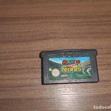 Videojuegos y Consolas: MARIO POWER TENNIS JUEGO NINTENDO GAME BOY ADVANCE PAL ESPAÑA. Lote 98511095
