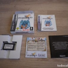 Videojuegos y Consolas: JUEGO FINAL FANTASY TACTIS ADVANCE PARA LA CONSOLA GAMEBOY ADVANCE, COMPATIBLE CON NINTENDO DS VER. Lote 99991127