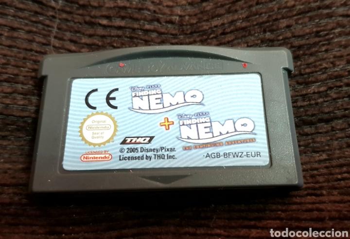 JUEGO NINTENDO GAMEBOY ADVANCE BUSCANDO A NEMO (Juguetes - Videojuegos y Consolas - Nintendo - GameBoy Advance)