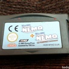 Videojuegos y Consolas: JUEGO NINTENDO GAMEBOY ADVANCE BUSCANDO A NEMO . Lote 100080663