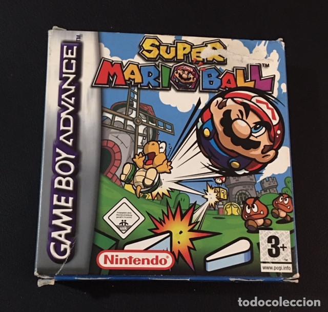 Juego Para La Consola Game Boy Advance De Ninte Comprar