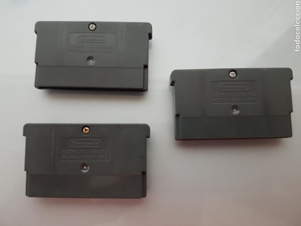 Videojuegos y Consolas: ICE AGE 2-HARRY POTTER Y ASTERIX Y OBELIX 3 JUEGOS NINTENDO GAME BOY ADVANCE - Foto 2 - 100496384